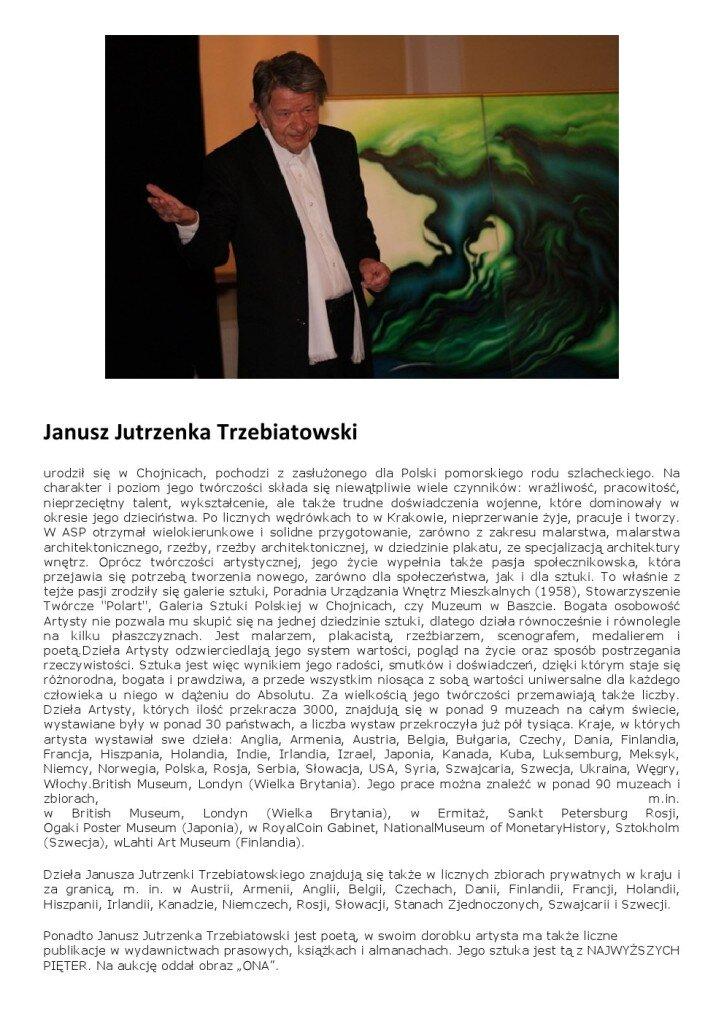 Janusz Jutrzenka Trzebiatowski